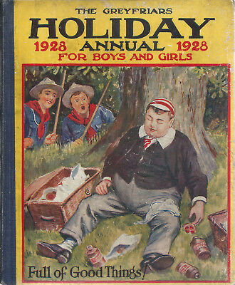 The Greyfriars Holiday Annual 1928 original edition (Billy Bunter)