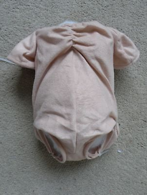 """Flesh colour Doe Suede Body for 18""""-20"""" doll kits FULL LEG Phil Donnelly Babies"""