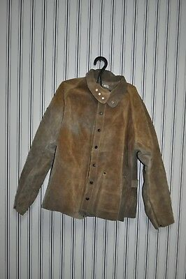 Anchor Brand XL Leather Welding Jacket