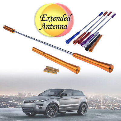 Universal Car Roof Aerial Antenna Mast Fit Bee Sting Replacement Adjustable Deco