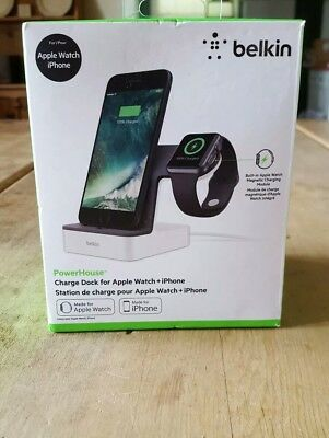 Belkin Charge Dock For Apple watch And Iphone