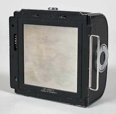 Used Hasselblad A12 Film Back with Matching Serial Numbers, black