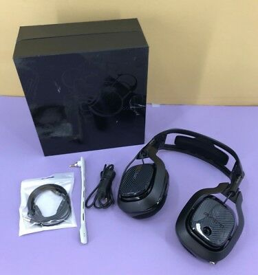 Astro Gaming A40 Gaming TR Headset for PC Black w/generic splitter #8e5ww