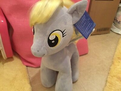 Build-A-Bear MY LITTLE PONY  MUFFINS Derpy Pegasus used with tags
