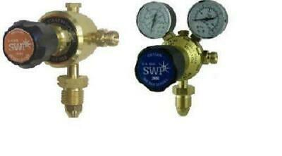 Oxygen and Propane Single Stage Regulators for Gas cylinders