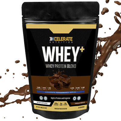 Whey Protein 1 kg Powder Anabolic Matrix Shake Diet Lean Muscle Shakes 100% Pure