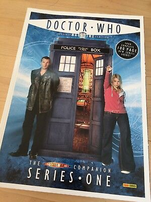 DWM DOCTOR DR WHO MAGAZINE SPECIAL EDITION COMPANION SERIES One 1 Bookazine #11