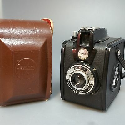 GAEVERT GEVABOX vintage 120 film medium Camera Box