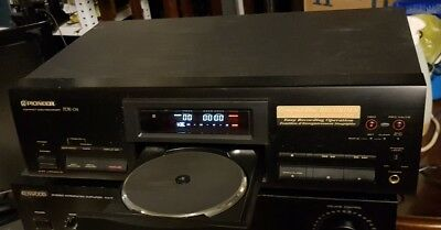 Pioneer PDR-04  -  Compact Disc Recorder