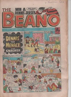 The Beano Comic 1984 Year  Job Lot    Full 51 Comics From 51 Weeks Of 1984