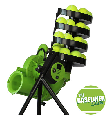 Christmas Special - Baseliner Slam with Extended Ball Feeder Included