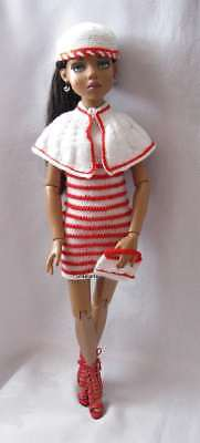 Outfit for Ellowyne doll 16""