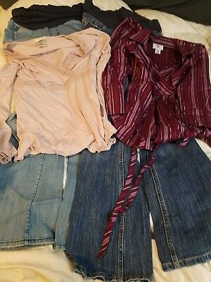 Womens Maternity Clothes Lot  Old Navy XS-S
