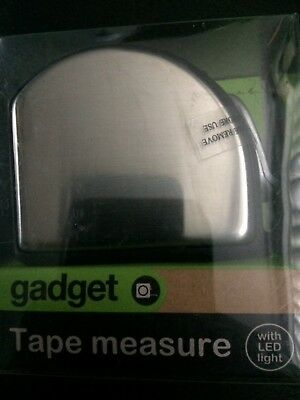 New Gadget Tape Measure with LED Light