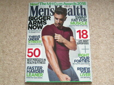 Men's Health Magazine - October 2018