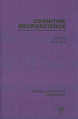 Cognitive Neuroscience by Ward Jamie (English) Hardcover Book Free Shipping!