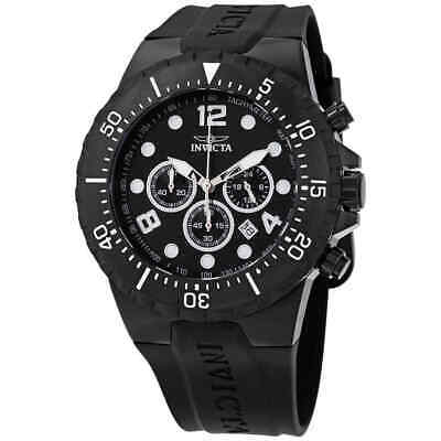 Invicta Specialty Chronograph Black Dial Men's Watch 16751