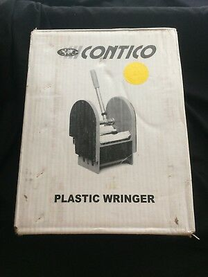 CONTICO Professional heavy Duty Plastic Mop Wringer yellow - MAX450 Kentucky