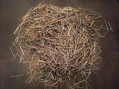 "1/2 Pound of New Military Grade Steel Cotter Pins Cadmium Plated 1/16"" x 1.5"""