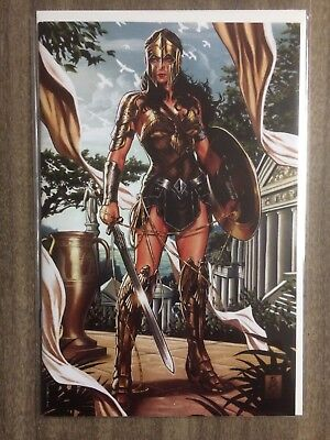 Justice League #1 Mark Brooks Exclusive Cover B Variant NM