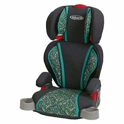 Graco High Back TurboBooster High Back Booster Car Seat, Mosaic