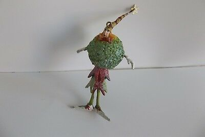 Krinkles Patience Brewster Mini Kissing Ball Man Ornament Dept 56