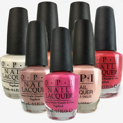 OPI Nail Polish Lacquer New - Choose any 1 color