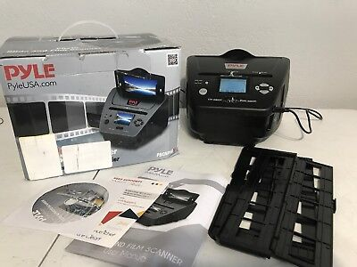 3600 Dpi 5 Megapixel Usb Slide Negative Scanner Slide Copier