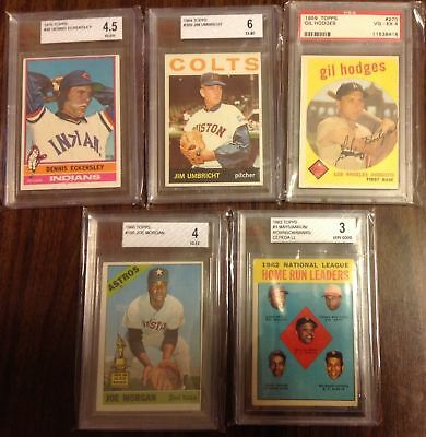 Huge Amazing Lot Of 4,000 Sports Cards + 4 Graded Cards + Unopened Packs