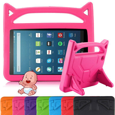 FOR AMAZON KINDLE Fire HD 8 7 2018 8th Gen Shockproof Tablet