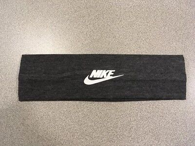 Nike Charcoal Headband - Men or Women - One size fits all, buy any 2 get 1 free