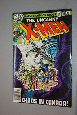 Marvel Comics Group the Uncanny X-Men #120