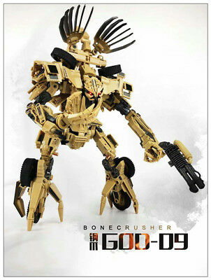 New Transformation TOY TF Dream Studio GOD-09  MOVIE ACTION FIGURE instock
