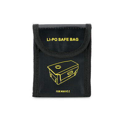 Fire-Proof Lipo Safe Bag Battery Storage Durable Case For MAVIC 2 Accessories