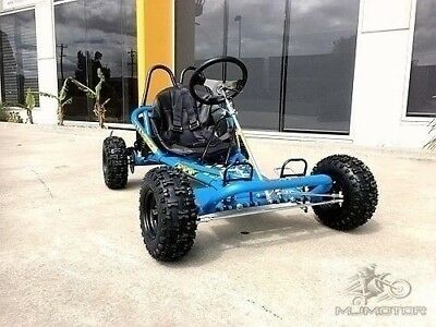 200CC 6.5HP Go Kart Dune Buggy ATV QUAD 4 Stroke Upgraded  Adult/teen/Kids Sizes