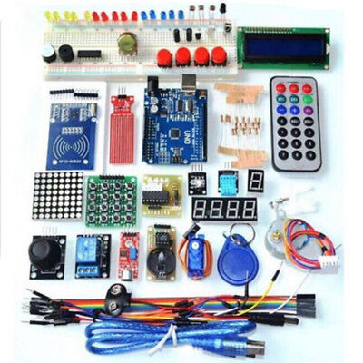 NEWEST RFID Starter Kit for Arduino UNO R3 Upgraded version Learning Suite Neu