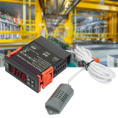 WH8040 Digital Air Humidity Control Temperature Controller AC 5A/220V Sensor