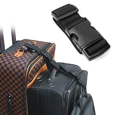 Luggage Strap Gripper Suitcase Fixing Belt Add-A-Bag Handbag Clip Tote Briefcase