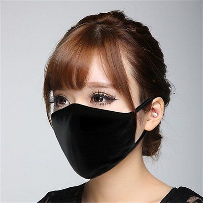 Unisex Mens Womens Cycling Anti-Dust Cotton Mouth Face Mask Respirator QW