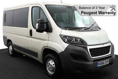 2017(66) PEUGEOT NEW BOXER 2.2 HDi WHEELCHAIR ACCESSIBLE VEHICLE ~ CHAIRLIFT