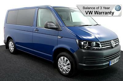 2016(65) VW T6 TRANSPORTER 2.0 TDi BMT STARTLINE WHEELCHAIR ACCESSIBLE CHAIRLIFT