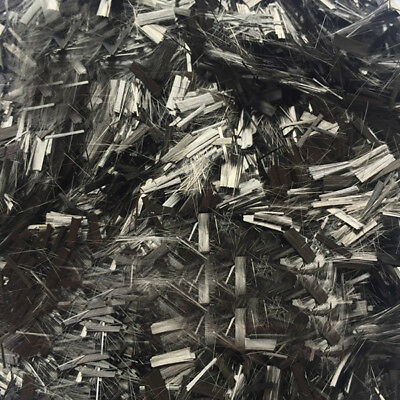 10mm 3K high strength carbon fiber Real short cut Fabric filament 0.5/1kg
