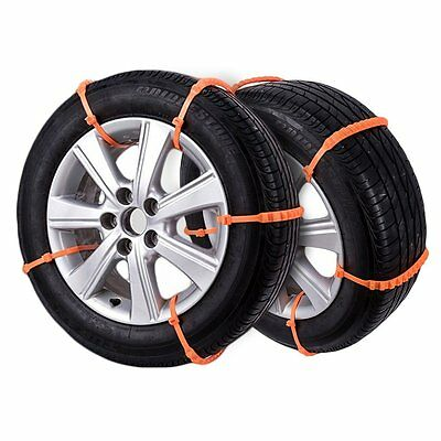 1 PCS Snow Tire Chain for Car Truck SUV Anti-Skid Emergency Winter Driving