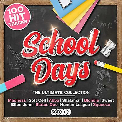 Various Artists – School Days: The Ultimate Collection (Union Square Music)