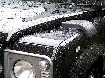 Bearmach Land Rover Defender 90 110 130 Chauffage Air Intake Neige Cowl Cover-LHS