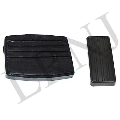 Land Rover Discovery 1 94-98 Automatik Bremspedal Pad & Gaspedal Abdeckung