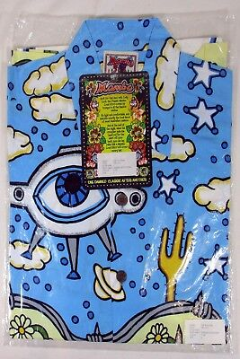 """Vintage Mambo Loud Shirt """"sherrif Of Nothing"""" Sealed In Original Package Size L"""