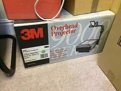 3M Overhead Projector 9080-9000AHDU Working and boxed
