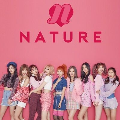 K-POP NATURE 2nd Single Album [SOME&LOVE] CD+72p Photobook+2p Photocard Sealed