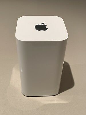 Apple Airport Time Capsule 3Tb 802.11Ac Router Network Storage Perfect Condition